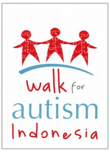 walk for autism indonesia 2011